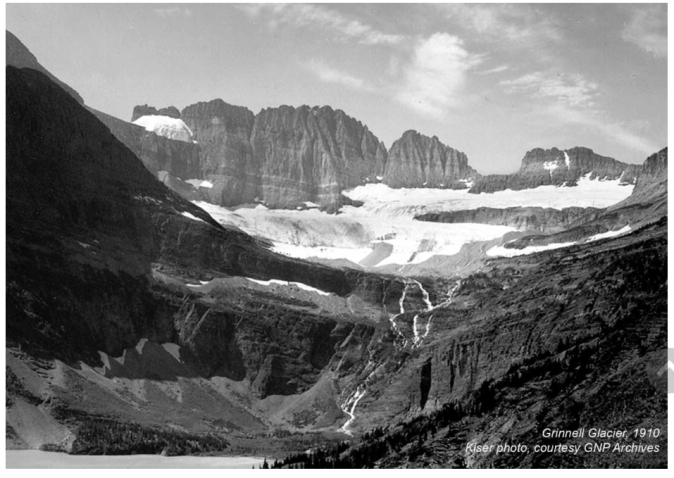 Grinnell Glacier 1910