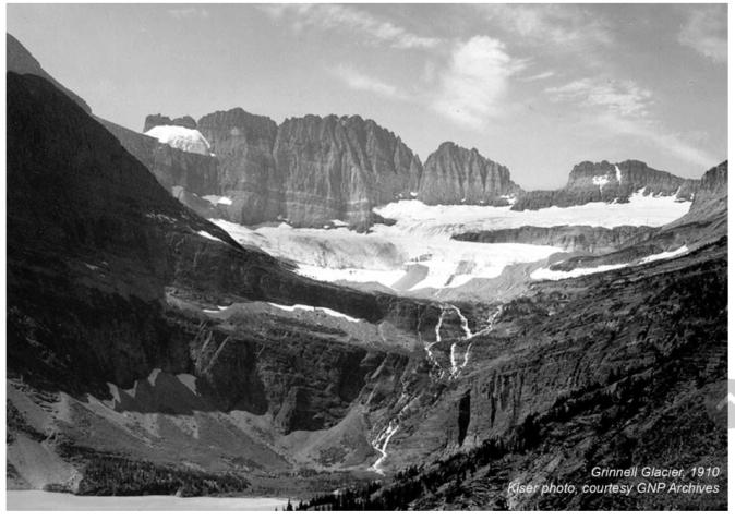 Grinnell Glacier 1910