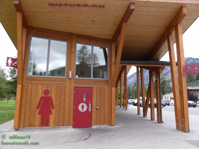 In Canada they call it Washroom