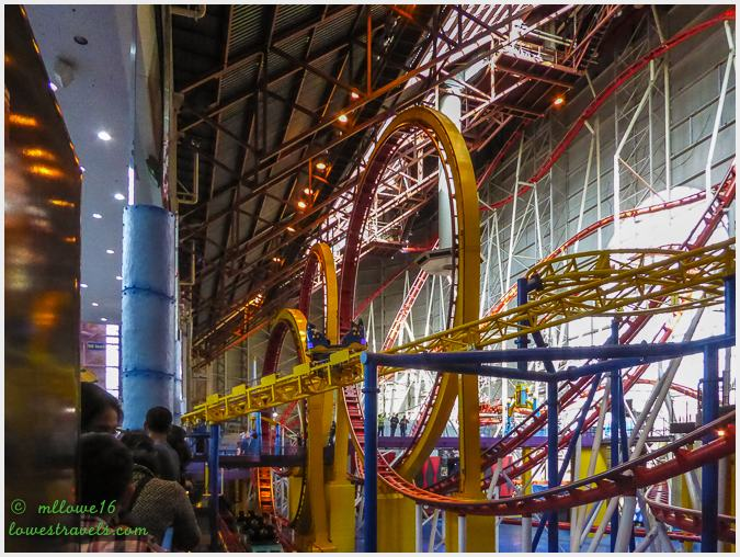 Galaxy Land, West Edmonton Mall