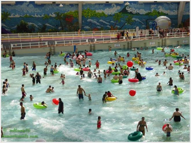 World WaterPark, West Edmonton Mall