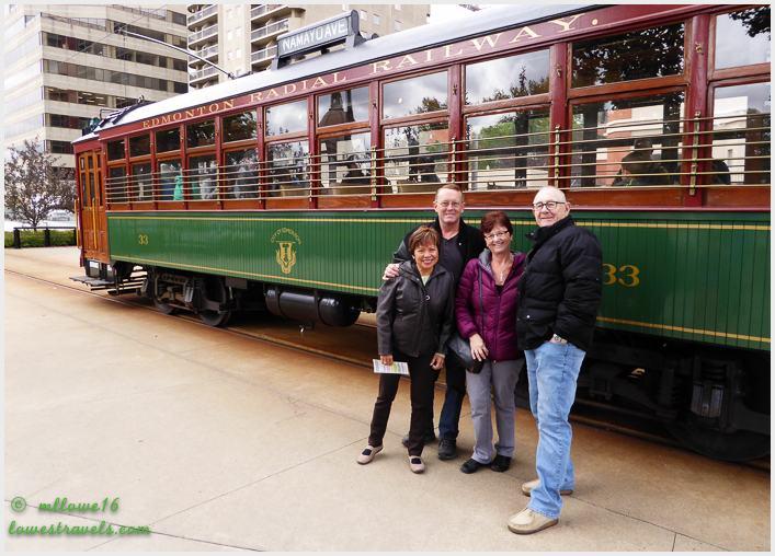 Streetcar number 33