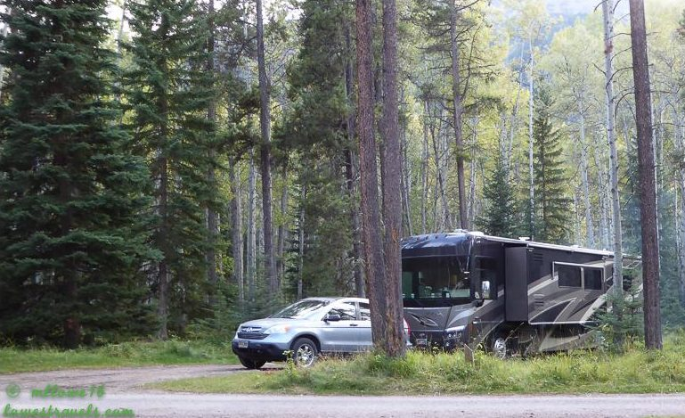 Whistler Campground