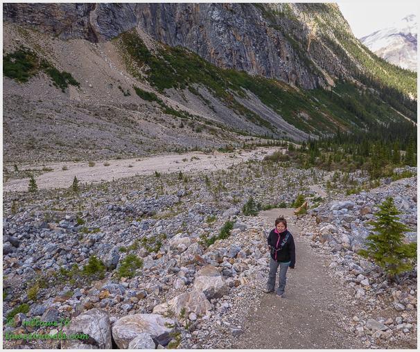 Path of Glacier Trail