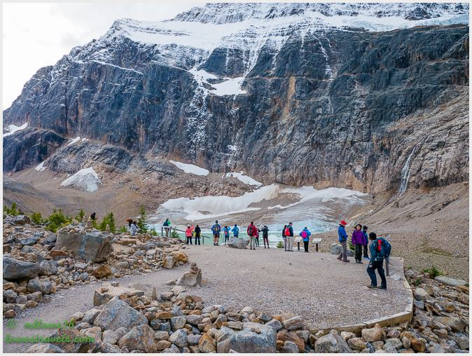 Mt Edith Clavell