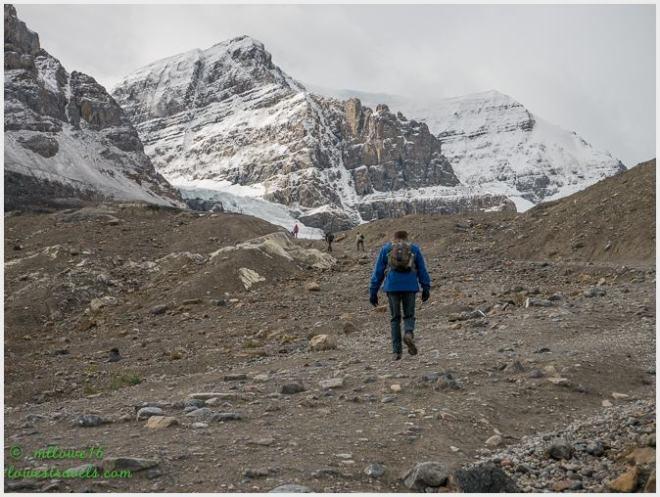Toe of the Glacier Hike
