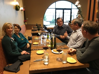 Lisa, Jeanie, Mike and Rod