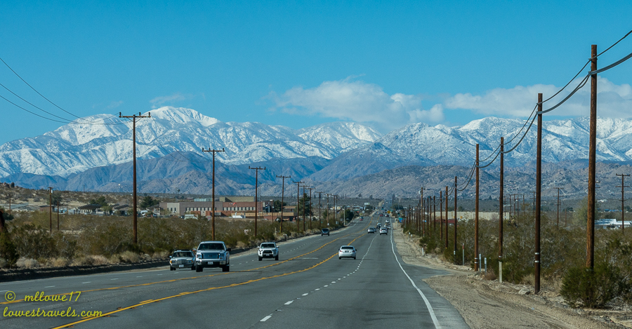 San Gorgonio Mountains
