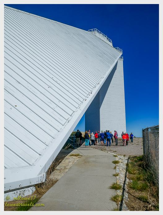 McMath -Pierce Solar Telescope