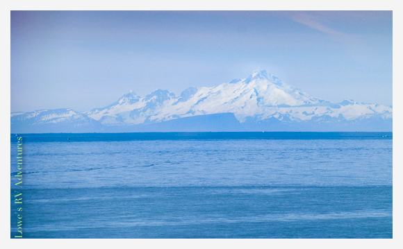 Mt Iliamna