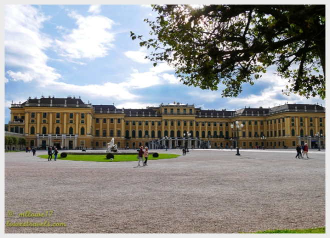 Schorbrunn Palace