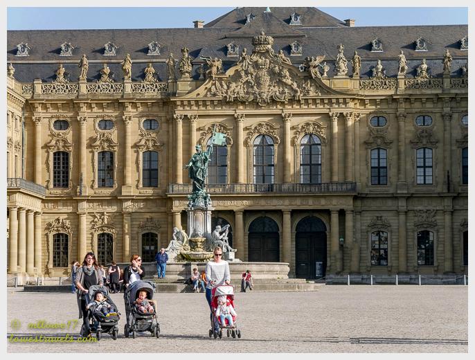 Wurzburg Bishop's Palace