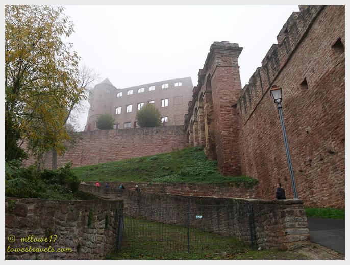 Wertheim, Castle