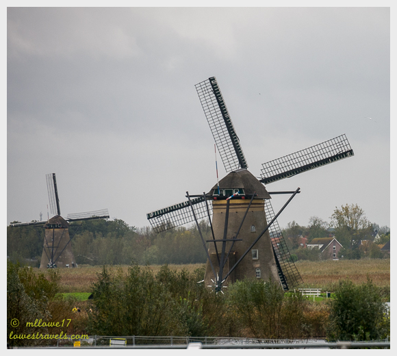 Kinderdick windmill