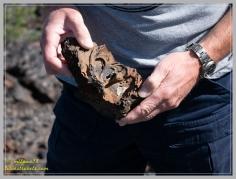 Examining Spiny Pahoehoe