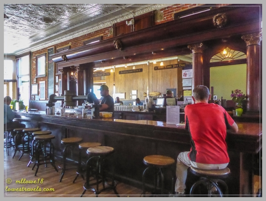 Gorgeous vintage bar