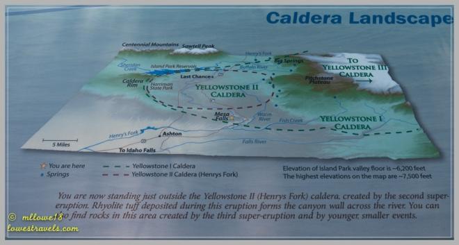 Caldera Landscape