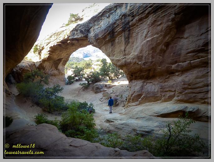 Moonshine Arch