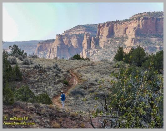 Devils Canyon Loop Trail