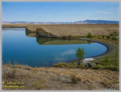 Highland Lake on calm day