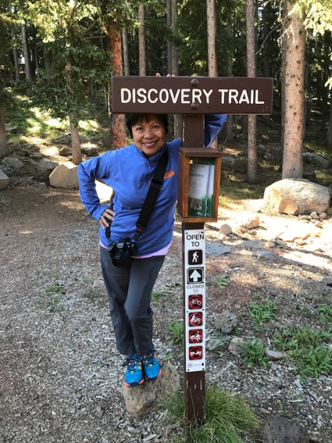 Discovery Trail- Grand Mesa