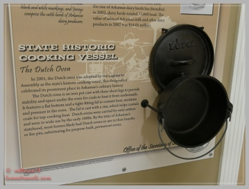 Dutch Oven - State Historic Cooking Vessel