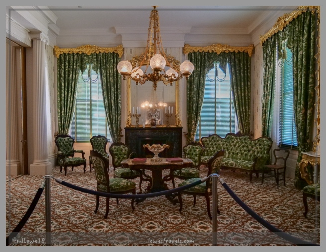 Drawing room, Betsy doesn't have one of these