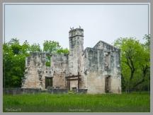 Remains of Mckinney's homestead