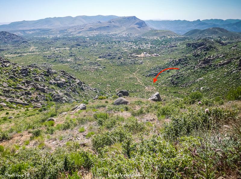 Some Excellent Mountain Hiking – Prescott, AZ