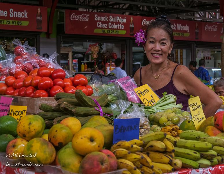 Lovely vendor